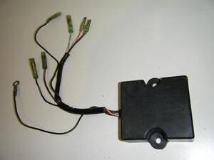 89 KAWASAKI KX125 KX 125 21119-1253 ELECTRICAL ECU IGNITION UNIT IGNITER CDI BOX