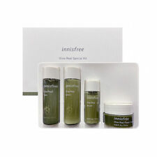 Innisfree Olive real special kit (4 Items) Skin+Lotion+Serum+Cream