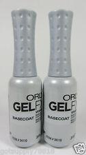 34110 - (2) Orly Gel FX - Base Coat .3oz - Brand New
