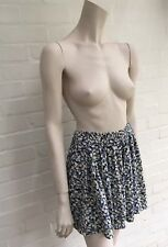 Denim & Supply Ralph Lauren Floral Print Mini Skirt Size S/P Small