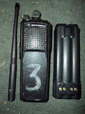 Motorola XTS5000 Model 1 VHF 136 174 MHZ AES Encryption P25 XTS 5000 antenna &