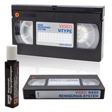 VHS Video Nass Reinigungskassette für VHS Videorekorder