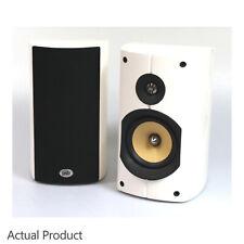 PSB Imagine B Loudspeakers WHITE - Bookshelf Speakers Curved BiWire - Boxed