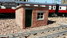 Sm32 g scale building garden railway lineside platelayers hut