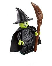 LEGO WIZARD OF OZ DIMENSIONS MINIFIGURE WICKED WITCH WITH BROOM