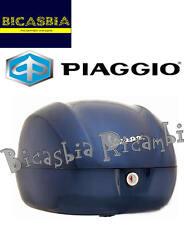 9427 - BAULETTO POSTERIORE BLU MIDNIGHT 222/A PIAGGIO VESPA 50 125 150 PRIMAVERA