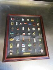 V137 1996 OLYMPICS SPONSOR LIMITED EDITION PIN COLLECTION #284 OF 1200
