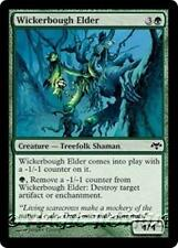WICKERBOUGH ELDER Eventide MTG Green Creature — Treefolk Shaman Com
