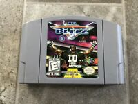 NFL Blitz Arcade Football Nintendo 64 N64 Cart AUTHENTIC! TESTED Free Shipping!