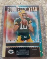 Jordan Love Rookie RC 2020 Panini Contenders Rookie Of The Year #RY-JLO Packers