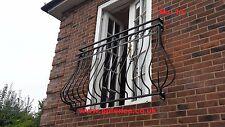 UK Building regulations Juliet Balcony,Railing,Fence ( No. 13  )  HIGH QUALITY.