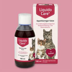 LiquidoCare Appetitanreger Katze 180 ml