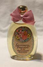 Vintage Avon California Perfume Anniversary Keepsake 1.7 Oz. Sweet Honesty Full