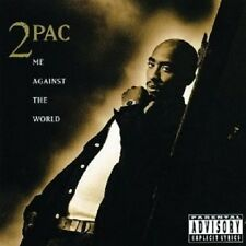 "2PAC ""ME AGAINST THE WORLD (RE-RELEASE)"" CD NEU"