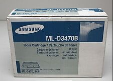 Genuine Samsung MLD3470B ML-D3470B Toner Cartridge ML-3470 OEM