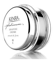 Kenra Platinum 7 Shaping Creme Smooth & Form 4 Oz