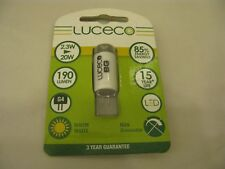 2.3W LUCECO 12V G4 Warm White 3000K Non Dimmable LED Light Bulb Lamp UK LG4W2W19