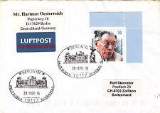 Berlin D. Bundestag  super SST 2002
