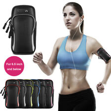 Sports Armband Running Jogging Gym Arm Band Mobile Phone Pouch Holder Bag Case