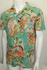 Polo Ralph Lauren Luau-print Jersey Estate Shirt Luau Print Large NWT