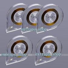 5x Nail Art Striping Tape Line Case Tool Sticker Box Holder Easy Use Design EPS