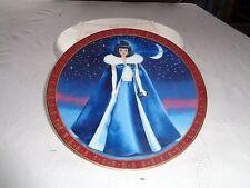 Danbury Mint High Fashion Barbie The 1965 Barbie Midnight Blue Plate