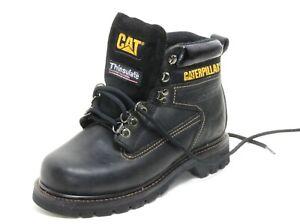 158 Schnürschuhe Leder Walking Machine Stiefelette Boots Caterpillar 44