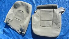 2004 Volvo S80 2.5T AWD OEM Oak Arena Beige Driver Left Side Leather Seat Covers