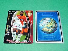 FOOTBALL CARD WIZARDS 2001-2002 PIERRE-FANFAN AS MONACO LOUIS II PANINI