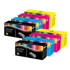 2 Full Sets 8 High Capacity Toner Cartridges for Dell 1320 1320C 1320CN NEW