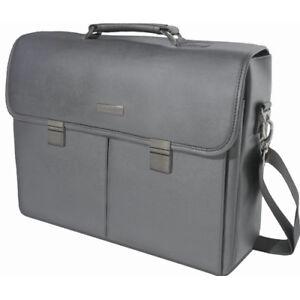 The Kensington LM550 Laptop & Tablet Briefcase - Gray