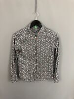 UNITED COLORS OF BENETTON Shirt - Size XS - Floral - Great Condition - Women's