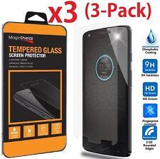 3X MagicShieldz® for Motorola Droid Turbo 2 Tempered Glass Screen Protector