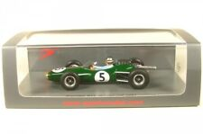 BRABHAM BT7 no. 5 Monaco GP Formula 1 1964 (Jack Brabham)