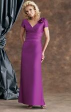 montage style 110917 Fuchia size 8-Mother of the Bride
