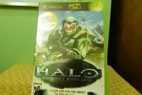 Halo: Combat Evolved (Microsoft Xbox, 2001) Complete w/ Manual - VG