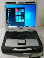 Panasonic ToughBook CF-31 MK4 i5-3340M 1TB HDD 8GB RAM 2.70GHz CD/DVD Win10 Pro