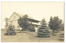 Shore Acres Hotel RP PPC 1935 PMK, to Mr Walker, Bard Ave, Staten Island NY