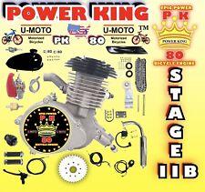 66cc/80cc High Power 2-Stroke motorized bike Kit For Bikes Bicycles Performance