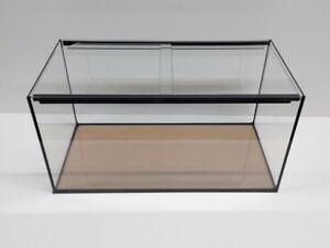 NACD AQUARIUMS Aquarium Fish Tank 60L x 30W x 40H cm/  72L + Glass Lid