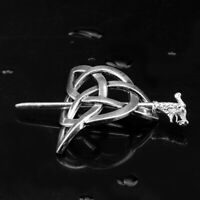 Viking Norse Hair Clip Celtic Knot Hairpins Hair Sticks Women Hair Jewelry