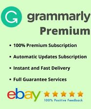 GRAMMAR LY PREMIUM ACCOUNT | LIFE TIME | FAST DELIVERY | 100% Authentic