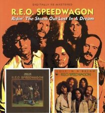 R.E.O. Speedwagon Ridin' The Storm Out/Lost In A Dream 2on1 CD NEW SEALED 2008