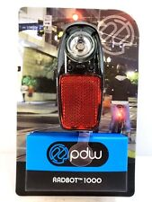 Portland Design Works Radbot 1000 Taillight : 1-Watt LED for Bicycles Bikes