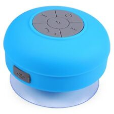 Waterproof WirelessBluetooth Speaker Portable Subwoofer Shower Receive Calls BT