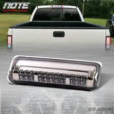 For 04-08 F150/Explorer Chrome Housing Rear 3rd Brake/Stop+Cargo Led Tail Light