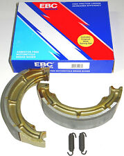 CAN-AM DS 90 2010 - 14 EBC Bremsbacken brake shoes hinten mit Feder H307