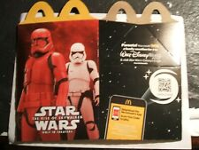 McDONALDS HAPPY MEAL,  STAR WARS    2019     ( STAR WARS  HAPPY MEAL BOX )