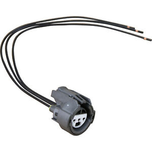 Honda and Acura TPS MAP IAC 3 Pin Female Connector Harness Pigtail JDM B D F H