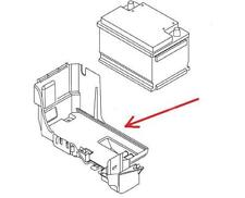 GENUINE VAUXHALL VECTRA C SIGNUM BATTERY TRAY / HOLDER / CARRIER